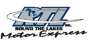Round The Lakes Motor Express logo